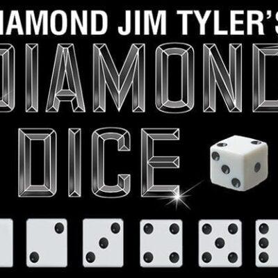 Diamond Forcing Dice Set (7) by Diamond Jim Tyler - Trick