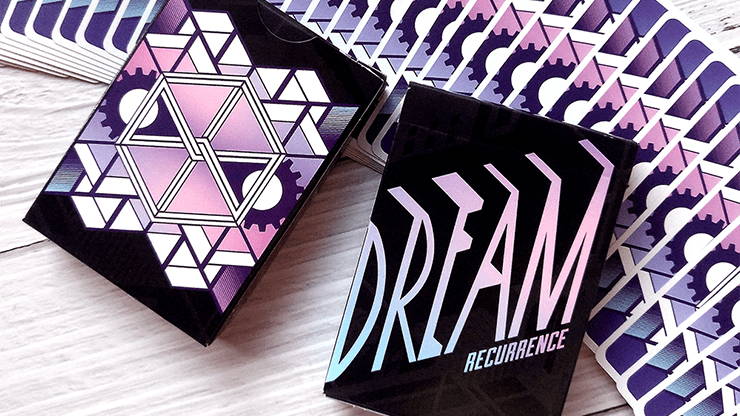Dream Recurrence: Reverie Playing Cards (Standard)