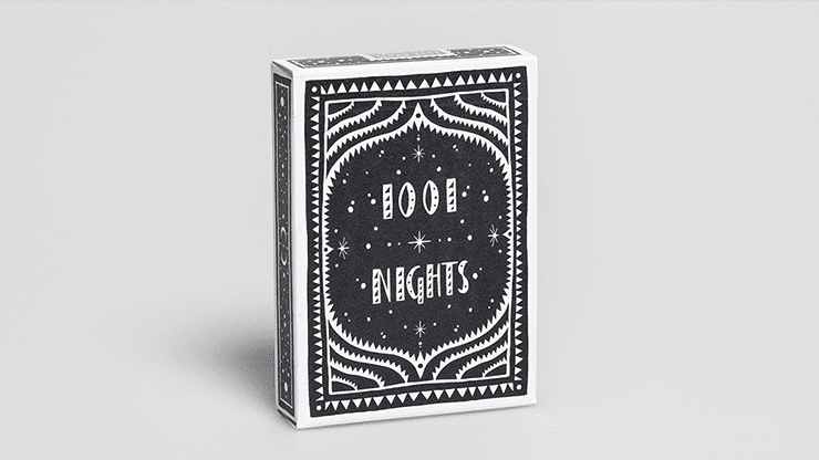 1001 Nights The Age of Magic Moon Deck