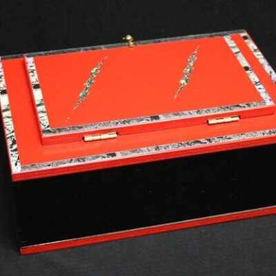 Flipover Box Ala Pickle (Standard) by Ickle Pickle - Trick