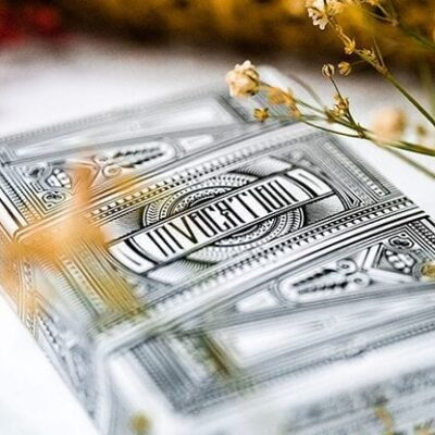 Invocation Platinum Playing Cards by Kings Wild Project