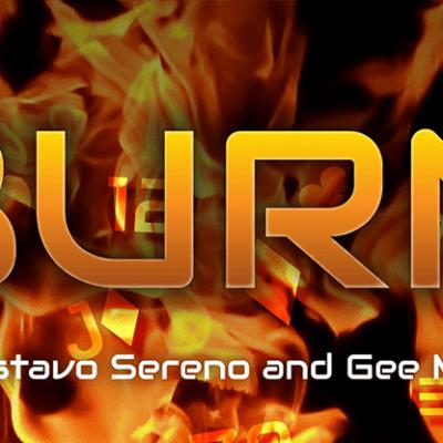 BURN by Gustavo Sereno and Gee Magic - Trick