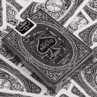 ARISTO Steampunk Playing Cards