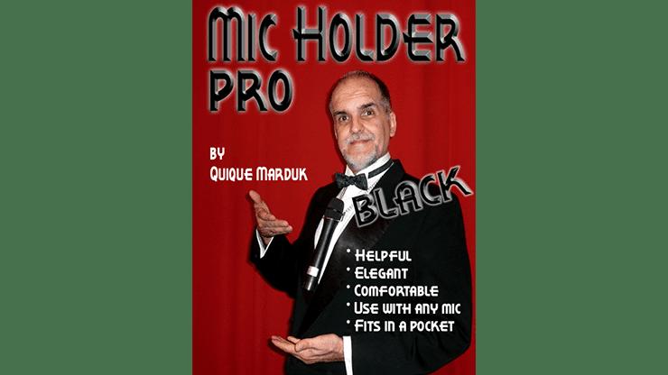 Pro Mic Holder (Black) by Quique marduk - Trick