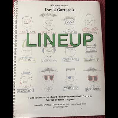 SPS Magic Presents David Garrard's LINEUP