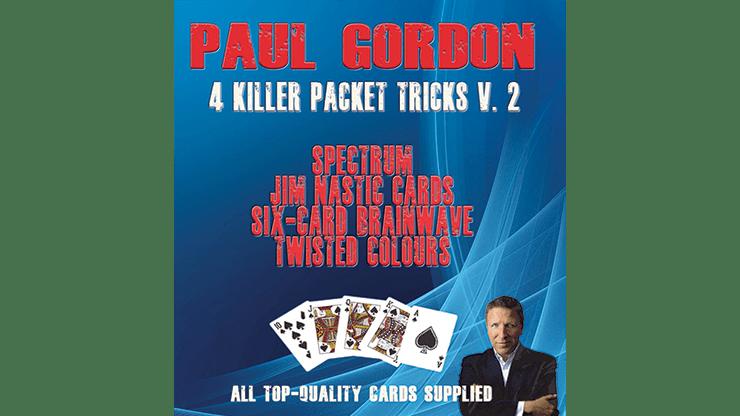 Paul Gordon's 4 Killer Packet Tricks Vol. 2 - Trick