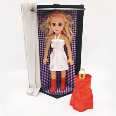 Dress Changing Doll by Tora Magic - Trick