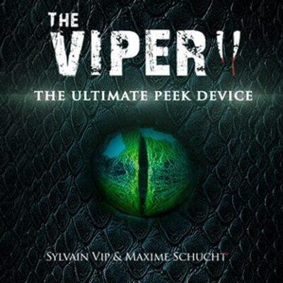 Marchand de Trucs & Mindbox Presents The Viper Wallet (Gimmicks and Online Instructions) by Sylvain Vip & Maxime Schucht- Trick