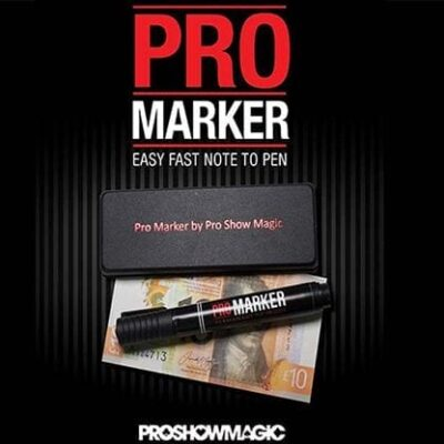 Pro Marker by Gary James - Trick
