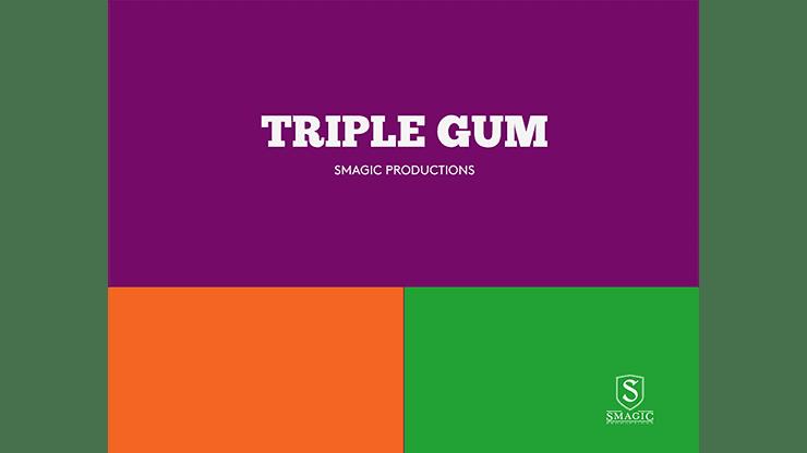 TRIPLE GUM by Smagic Productions - Trick