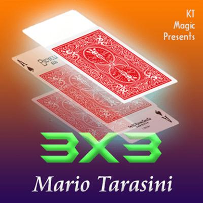 3X3 by Mario Tarasini video DOWNLOAD