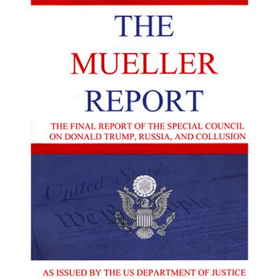 Magic Mueller Report - Trick