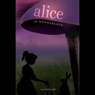 Alice Book Test (Gimmick and Online Instructions) by Josh Zandman - Trick