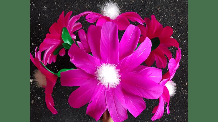 Violet Flower (No.2) by Black Magic - Trick