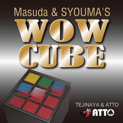 WOW CUBE by Tejinaya Magic - Trick