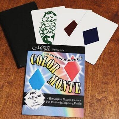 Color Monte PRO by Scott Alexander -  trick