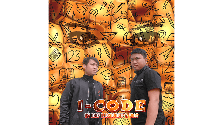 I-CODE by ARIF ILLUSIONIST & WAY video DOWNLOAD
