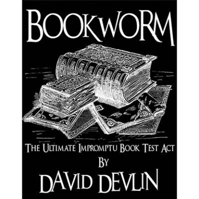 Bookworm - The Ultimate Impromptu Book Test Act by AMG Magic eBook DOWNLOAD