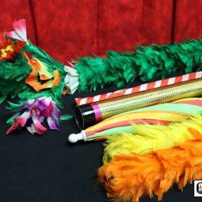 Giant Feather Fantasy by Mr. Magic - Trick