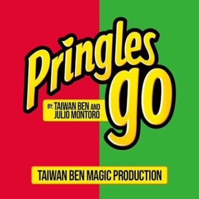 Pringles Go (Red to Green) by Taiwan Ben and Julio Montoro - Trick