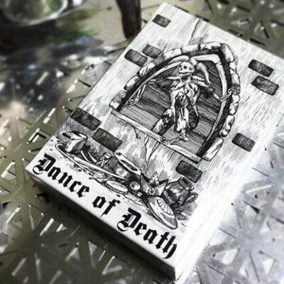 Dance of Death V2 Playing Cards