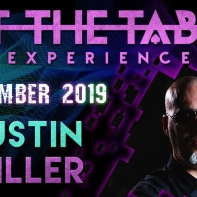 At The Table Live Lecture Justin Miller 2 September 4th 2019 video DOWNLOAD