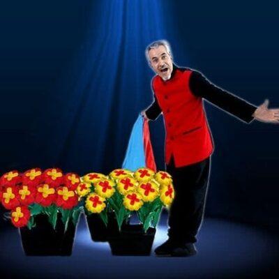 Dance of Flowers by Tora Magic- Trick