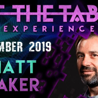 At The Table Live Lecture Matt Baker November 6th 2019 video DOWNLOAD