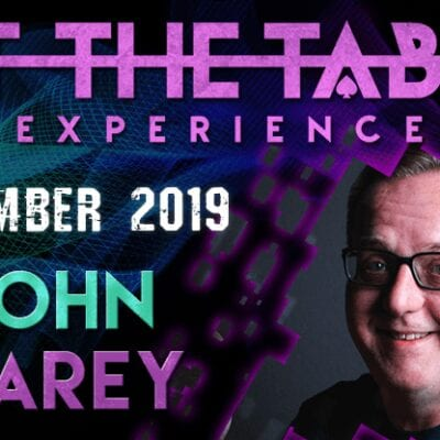 At The Table Live Lecture John Carey 2 November 20th 2019 video DOWNLOAD