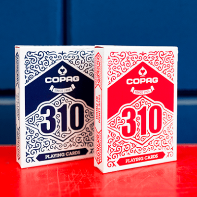 COPAG 310 SlimLine Playing Cards (Blue)