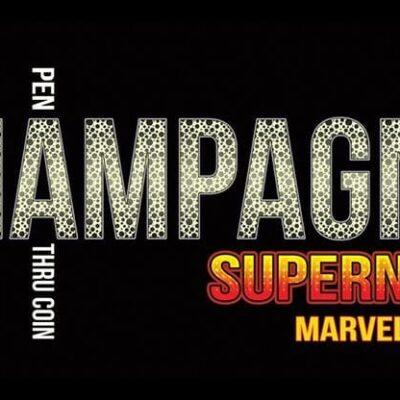 Champagne Supernova (JPNYEN) Matthew Wright - Trick
