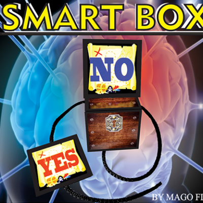 SMART BOX (Gimmicks and Online Instructions) by Mago Flash