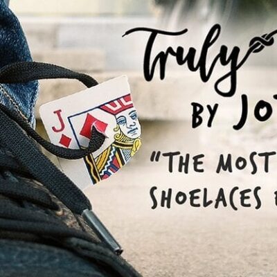 Truly Tied WHITE (Gimmick and Online Instructions) by JOTA - Trick