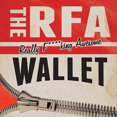 RFA Wallet by Tony Miller - Trick