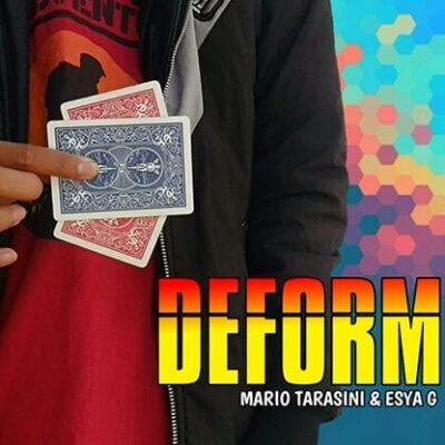 DEFORM by Mario Tarasini & Esya G video DOWNLOAD