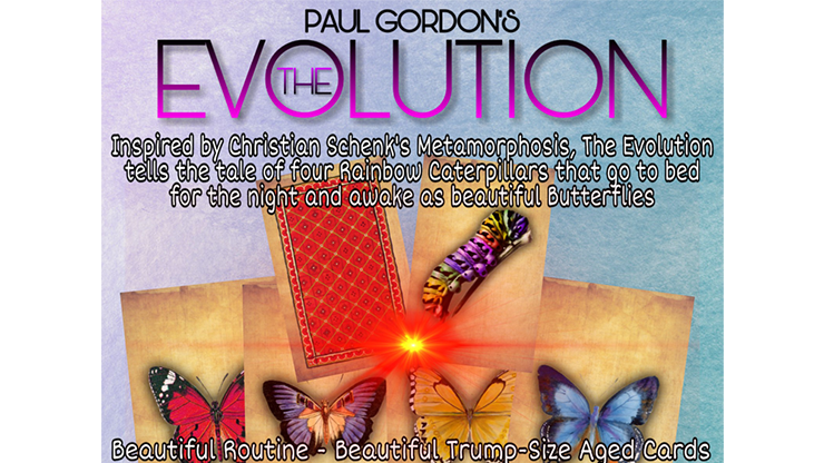 EVOLUTION by Paul Gordon - Trick