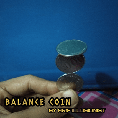 Balance Coin by Arif Illusionist video DOWNLOAD