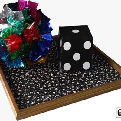 Die To Flower Tray by Mr. Magic - Trick