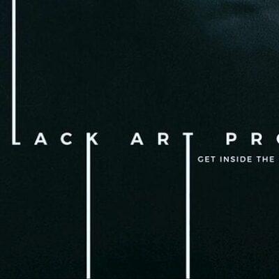Black Art Project (2 DVD Set) by SansMinds- DVD
