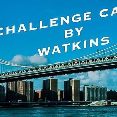 Challenge Cards by Watkins video DOWNLOAD