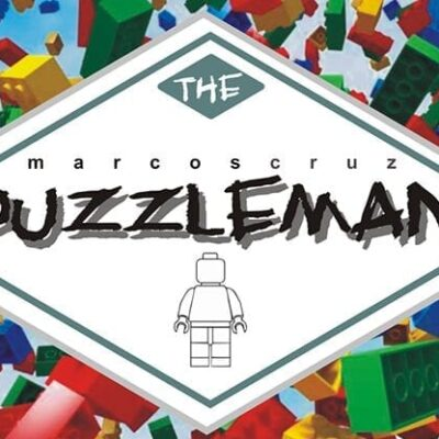 PUZZLE MAN by Marcos Cruz - Trick