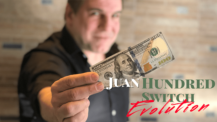 Juan Hundred Switch Evolution by Juan Pablo video DOWNLOAD