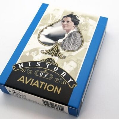 History Of Aviation Playing Cards