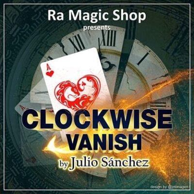 Clockwise Vanish by Ra Magic Shop and Julio Sanchez video DOWNLOAD