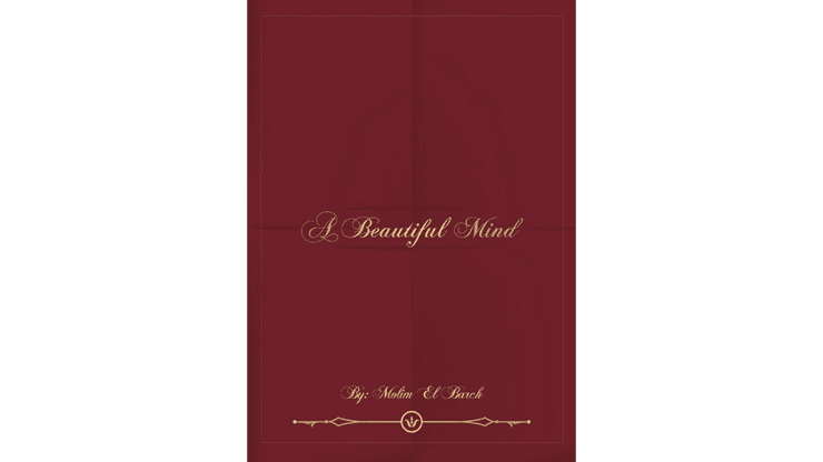 A Beautiful Mind by Molim El Barch eBook DOWNLOAD