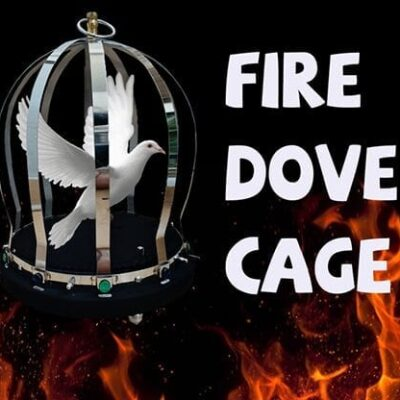 FIRE CAGE (1 Time) by 7 MAGIC - Trick