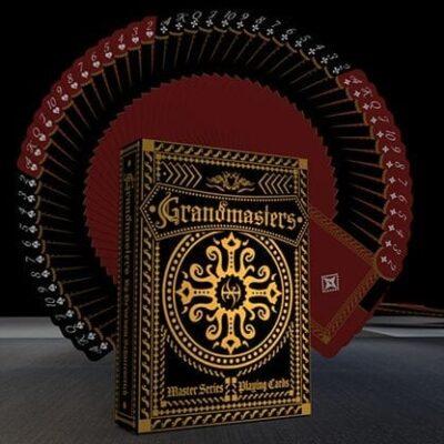 Grandmasters Casino XCM (Standard Edition) Playing Cards by HandLordz