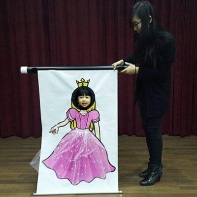Character Wand (Princess) by JL Magic - Trick