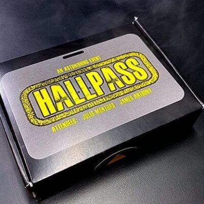 HALLPASS (Gimmicks and Online Instructions) by Julio Montoro -  Trick