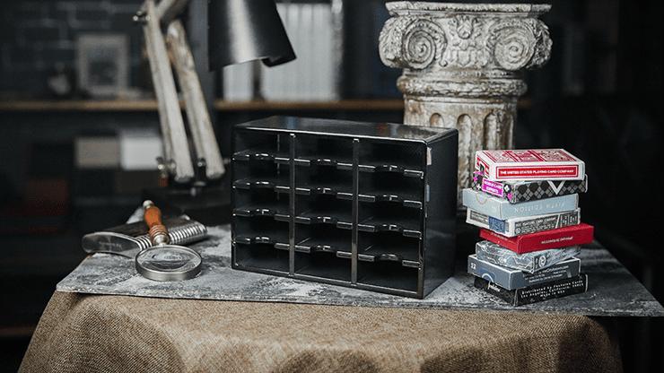 Carbon Fiber Card Cabinet by TCC - Trick